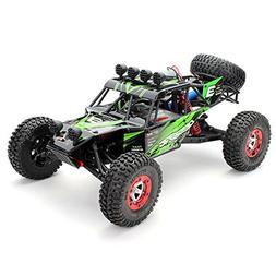 Green Feiyue FY03 Eagle-3 1/12 2.4G 4WD Desert Off-Road Truc