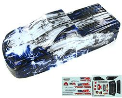 Redcat Racing Groundpounder Body, AMSOIL Shock Therapy
