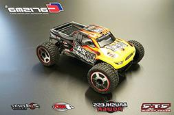Carisma 58368 GR24MT 1/24 Scale Micro 4WD Monster Truck Read