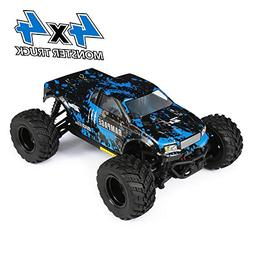 HAIBOXING RC Cars 1/18 Scale 4WD Off-Road Monster Trucks wit