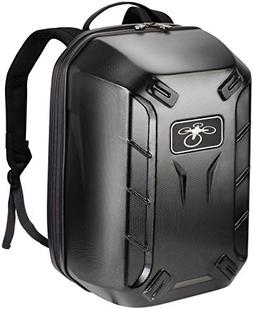 TOZO Hard shell Backpack Carrying Case Protective Travel Bag