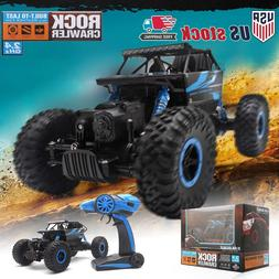 HB-P1801 2.4GHz 4WD 1/18 Scale 4x4 Rock Crawler Off-road Veh