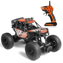 Helifar 1/22 2WD RC Rock Climbing Car As New Year Gift For C
