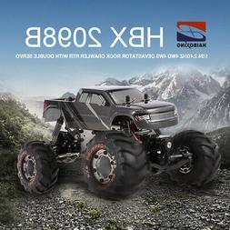 HBX 2098B 1/24 2.4GHz 4WD 4WS Devastator Rock Crawler RTR Of