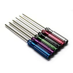 Integy Hex Wrench Set, Ti-Nitride