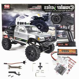 REMO Hobby 1093ST 1/10 RC Monster Truck 4WD Rock Crawler Off