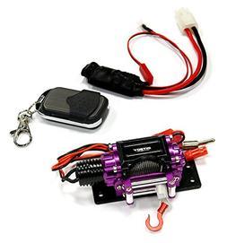 Integy RC Model Hop-ups C24888PURPLE Billet Machined T3 Real