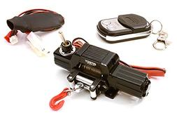 Integy RC Model Hop-ups C25622BLACK Billet Machined T8 Reali