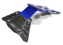 Integy RC Model Hop-ups C26069BLUE Billet Machined Rear Skid