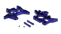 Integy RC Model Hop-ups T3025BLUE Evo-5 Front Bulkhead for T