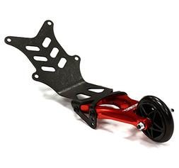 Integy Hobby RC Model T3276RED Evolution-4 Wheelie Bar for T