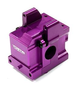 Integy Hobby RC Model T8681PURPLE Billet Machined Gear Box f