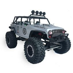 REMO Hobby Rock Crawler 1/10 4WD RC Truck Off-Road Brushed R