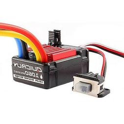 Hobbywing QuicRun 1060 60A Brushed Waterproof Motor ESC for