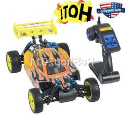HSP 1/10 94166 Remote Control RC Car Off-road Buggy Backwach