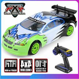HSP 1/10 Scale 4WD RC Car Nitro Gas Powered Off-Road Racing