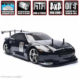 HSP Racing Car 1:10 Scale 4WD Electric RTR RC Drift Car Flyi