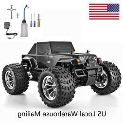 hsp rc truck 1 10 nitro power