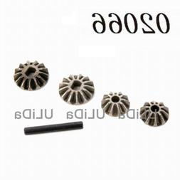 HSP Spare Parts 02066 Diff. Pinions+Bevel Gears+Pin 1SET For
