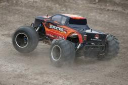 HUGE 1/5th RAMPAGE MT V3 Gas Powered RC Monster Truck 4X4 RT