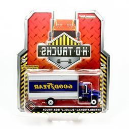INTERNATIONAL DURASTAR BOX TRUCK  HD Trucks Series 5 Greenli