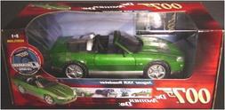 James Bond Jaguar Xkr Roadster 1 18 Diecast