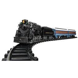 Polar Express Train Set Kids 3 Car Rail Way Track System RC