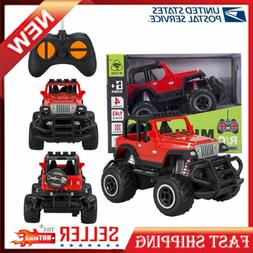 Kids Toy Remote Control Car Sport RC Vehicle 4 Channel Mini