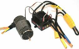 Arrma Kraton 6s BLX 2050kv 4 Pole Brushless Motor & BLX185 6