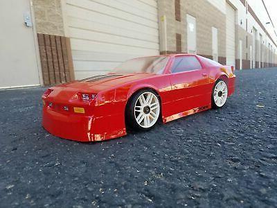 Delta Plastik Body 1/8 Scale GT RC body Traxxas Slash xray