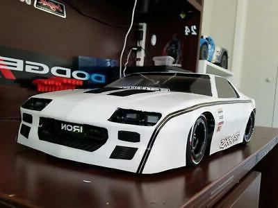 Delta Body 1/8 Scale GT RC car body Traxxas Slash 1/8 GT xray