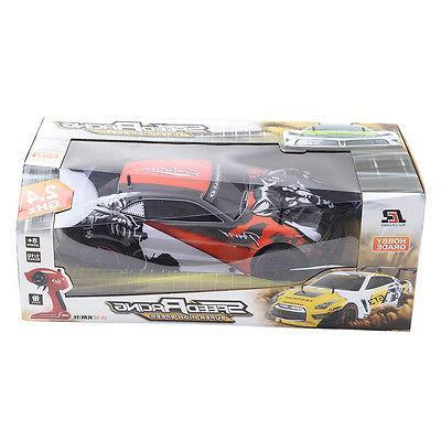 Goplus 1/10 Scale 4CH High Speed Racing Car