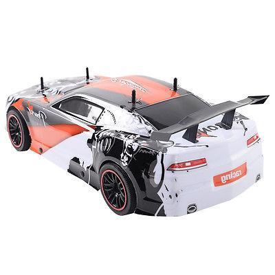 Goplus 1/10 4CH Super High Speed Racing RC Remote Car Gift