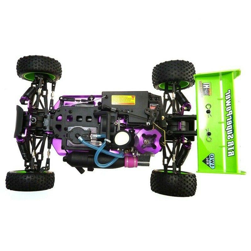 HSP Nitro Power Control Off Road Buggy High