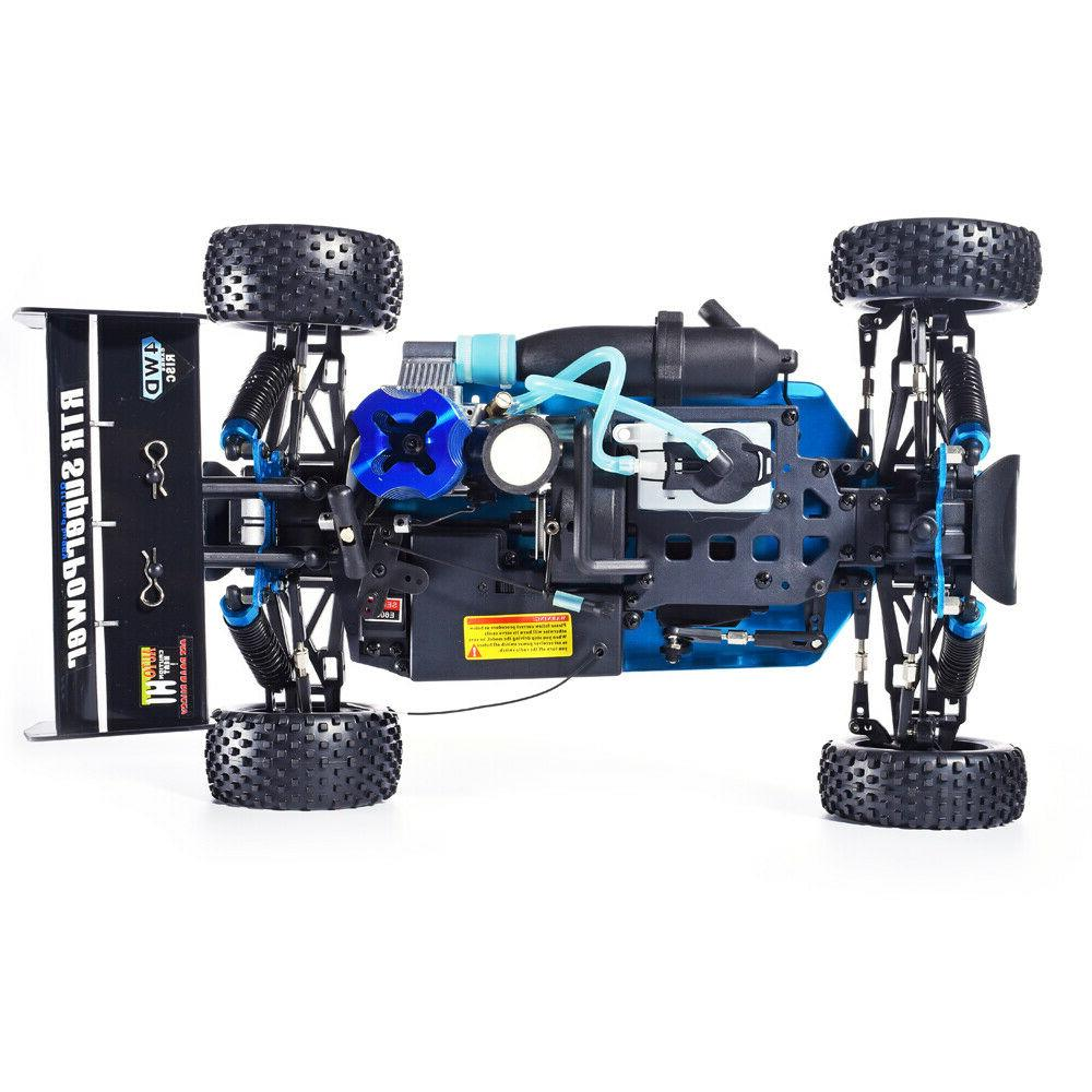 HSP Car Nitro Power Off Road Buggy 4wd Two Speed with