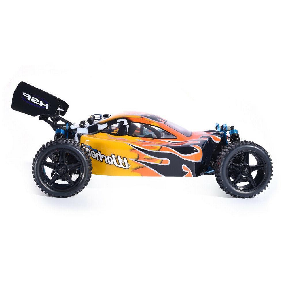 HSP RC Car Nitro Road 4wd Speed Vehicles Kit