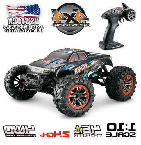 1 10 scale rc monster truck car