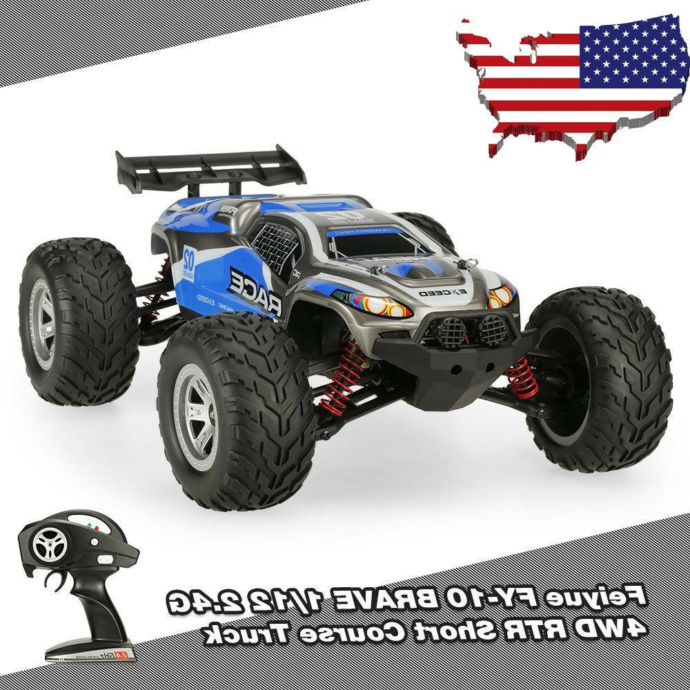 Feiyue 1/12 4WD 2.4G High Speed Electric Power RTR Short Cou