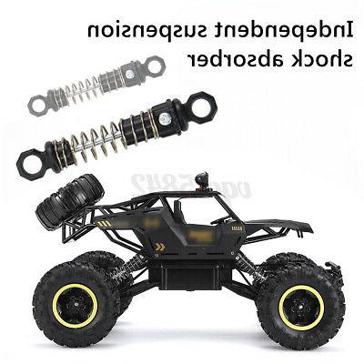 1/12 Monster Truck Off-Road Remote Control Crawler Toy