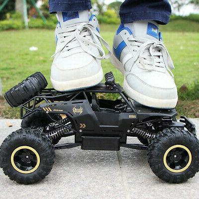 1/12 RC Truck Car Remote Control Crawler Toy