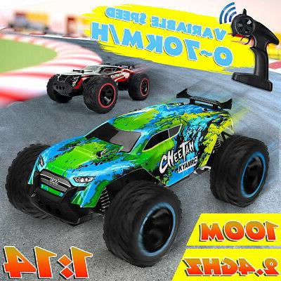 1 12 4wd rc monster truck car