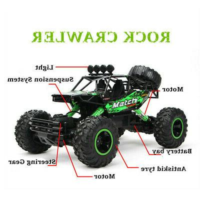 1/12 4WD Remote Control Electric Monster