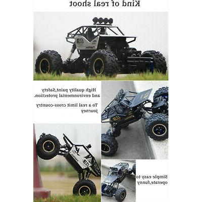 1/12 RC Car Remote Control Vehicle 2.4Ghz Electric Monster Off-Road