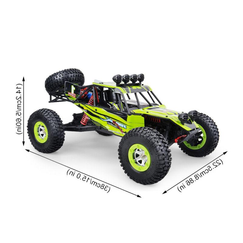 OFF-ROAD 1/12 Car Monster Crawler RTR FAST Racer TOYS