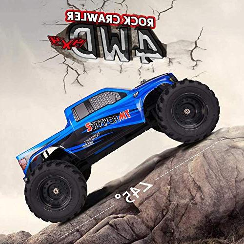 Distianert 1:12 Scale 4WD RTR RC Car Radio Speed Best Off-Road