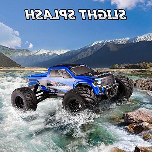 Distianert Scale RTR RC Radio Speed Best Buggy for On-Road and Off-Road