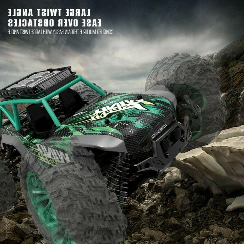 1:14 Scale 4WD Car Control Truck Road Toy
