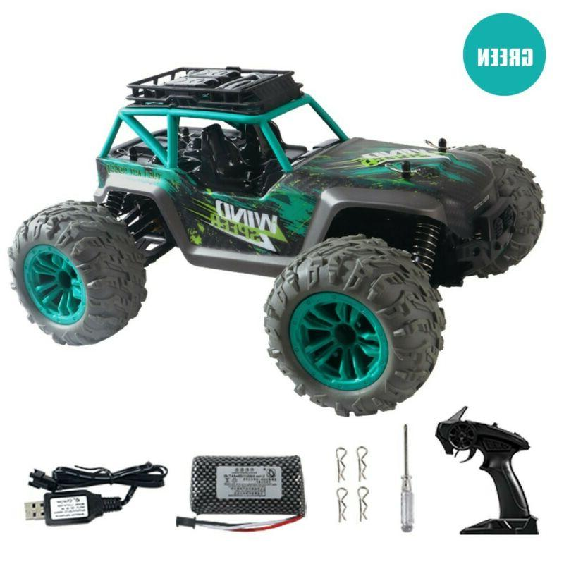 1:14 Scale 4WD Car Truck High Off