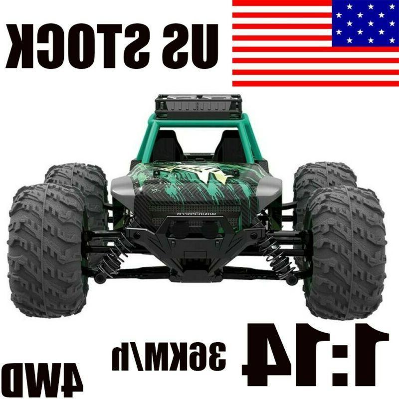 1 14 scale 4wd rc car remote