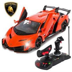 Best Choice Products 1/14 Scale RC Lamborghini Veneno Gravit